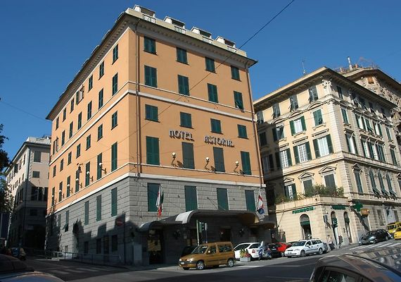 CLARION COLLECTION HOTEL ASTORIA GENOVA GENOA